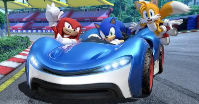 Game Team Sonic Racing Kini Bisa Dimainkan di Xbox One