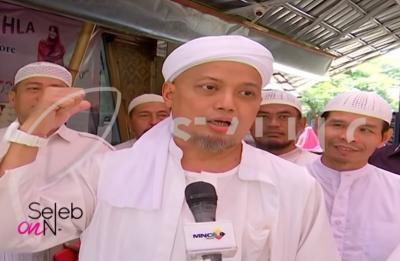 Ustadz Arifin Ilham Kritis, Aa Gym Kirim Doa Kesembuhan