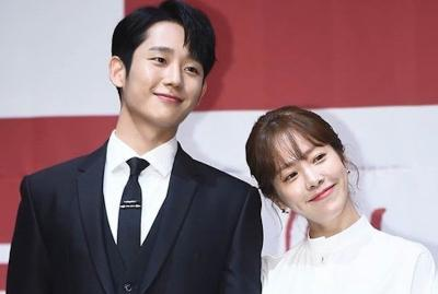 Realistis, Alasan Jung Hae In & Han Ji Min Mau Main di One Spring Night