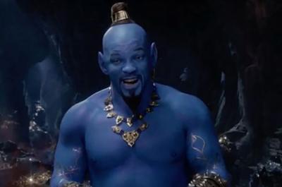Jadi Jin di Aladdin, Will Smith Sempat Merasa Khawatir