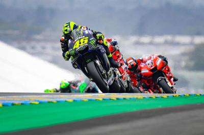 Meregalli Puji Determinasi Rossi di MotoGP Prancis 2019