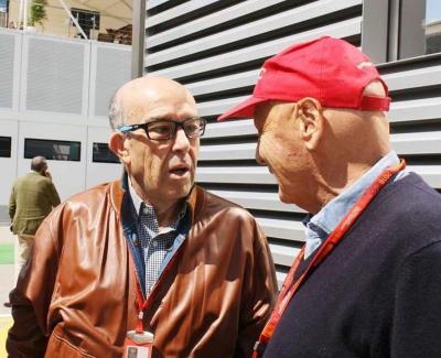Bos MotoGP Berduka atas Meninggalnya Niki Lauda