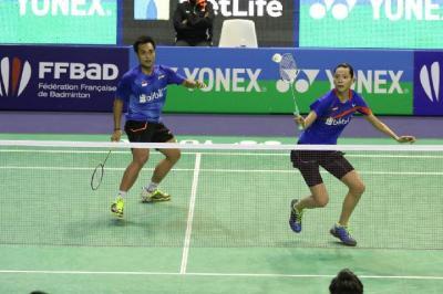 Hafiz Gloria Takluk, Indonesia Tertingal 0-1 dari Denmark