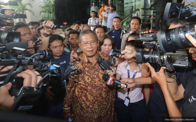 Menko Darmin Nilai Dampak Demo 22 Mei ke Investasi Hanya Sementara