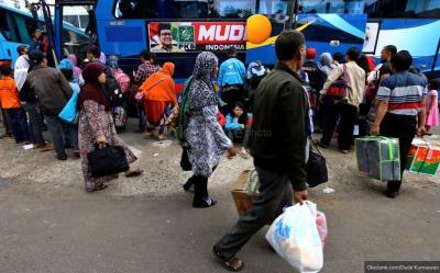 Ombudsman: Terminal Baranangsiang Mengenaskan dan Tidak Manusiawi