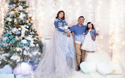 Isi Waktu Luang, Putri Ruben Onsu Pilih Bersekolah di Singapura