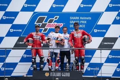 Puig Bangga Dapat Berkontribusi pada Kemenangan Ke-300 Honda di MotoGP