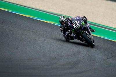 Andaikan Tak Kecelakaan, Meregalli Percaya Vinales Bisa Podium di Le Mans