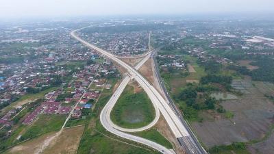 Ada Tol Trans Sumatera, Bakauheuni-Palembang Kini Hanya 6 Jam