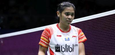 Gregoria Kecewa Gagal Sumbang Poin untuk Indonesia
