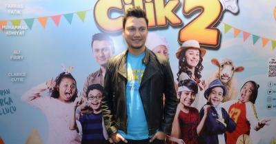 Christian Sugiono Ungkap Alasan Terima Tawaran Main Film Anak-anak