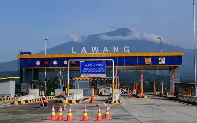 Jalur Tol Pandaan-Malang Ditutup, Sampai Minggu Pagi