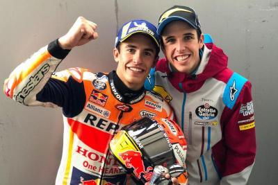 Orang Tua Tak Bedakan Perlakuan untuk Marc dan Alex Marquez