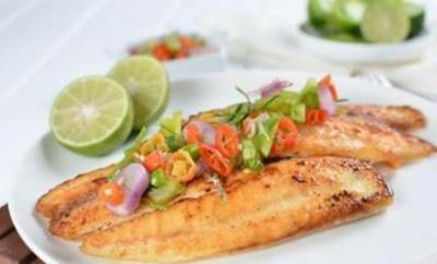 Nikmatnya Buka Puasa dengan Lauk Ikan Tilapia Bakar Sambal Matah