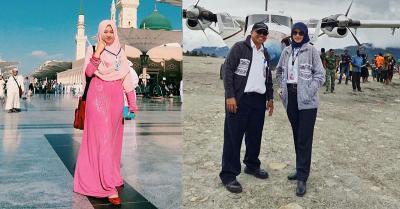 Manisnya Irena Nur Fadhilah, Pilot Berhijab Masa Kini yang Bikin Kepincut