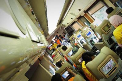 Serunya Mudik ke Kampung Halaman dengan Kereta Wisata