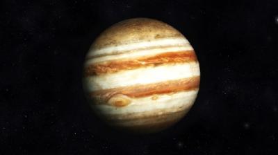 Awal Mula Terbentuknya Jupiter