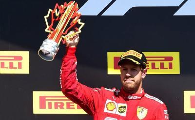 Villeneuve Anggap Hukuman Vettel Bisa Perburuk Balapan F1 di Mata Dunia