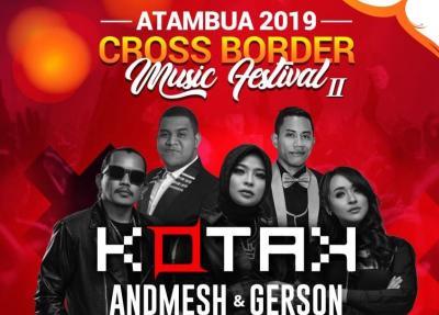 Tampil di Konser Musik Perbatasan, Personel Band Kotak akan Eksplorasi Kuliner Atambua