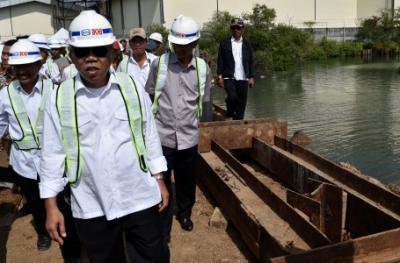 Waduk Muara Baru di Nusa Dua Bisa Kendalikan Banjir