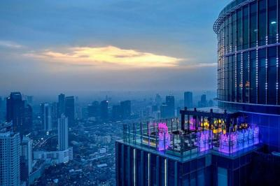 Menikmati Keindahan Kota Jakarta dari Ketinggian, Ini 4 Rekomendasi Tempatnya