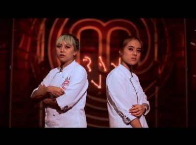 Duel Sengit Kai dan Fani di Final MasterChef Indonesia Season 5