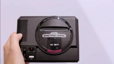 Konsol Klasik Sega Genesis Lahir Kembali