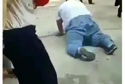 Video Viral, Bocah Gemuk Kena Instan Karma karena Jahili Teman Perempuannya