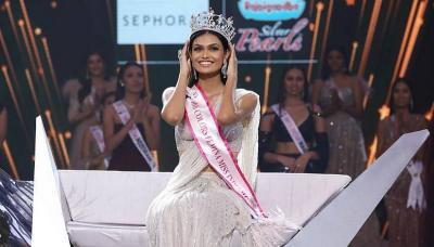 Dikecam Karena Warna Kulit, Miss India 2019 Akhirnya Terpilih