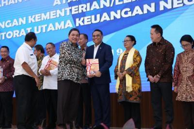 Kementerian PANRB Raih Opini WTP ke-5 Kali dari BPK