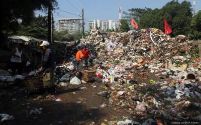 Perangi Sampah Plastik, RI-Belanda Mantapkan Kerja Sama Lingkungan Hidup