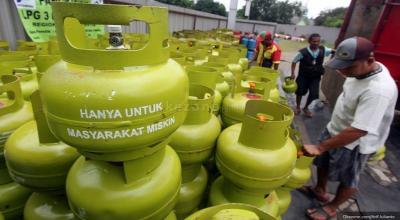 YLKI: Awasi Konsumsi Gas Elpiji Subsidi 3 Kg