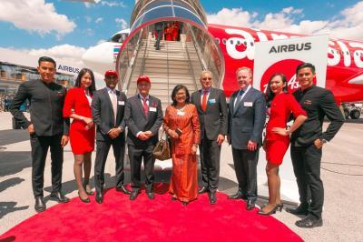 AirAsia Jadi Maskapai Pertama Pakai Airbus A330neo