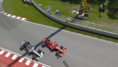 Fernando Alonso Malas Komentari Insiden Kontroversial Vettel-Hamilton
