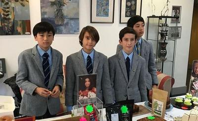 5 Potret Gantengnya Frederik Kiran, Cucu Soekarno yang Blasteran Belanda