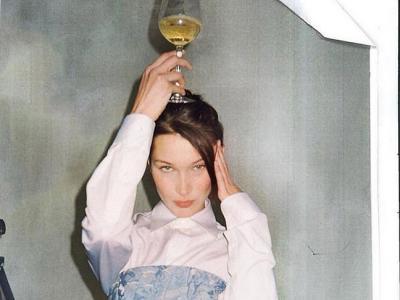 Dituduh Rasis Negara Arab, Bella Hadid Diputus Kontrak Brand Dior & Calvin Klein?