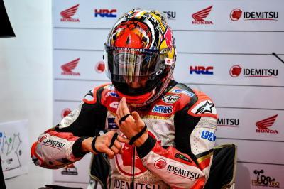 Nakagami Cukup Puas Finis Ke-8 di MotoGP Catalunya 2019