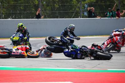 Soal Insiden Lorenzo, Eks Pembalap MotoGP: Itu Hancurkan Balapan di Catalunya