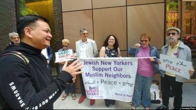 Hedi Yunus Kaget, Dapat Sambutan Hangat Warga Yahudi New York