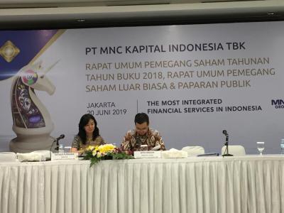 MNC Kapital Rombak Jajaran Direksi