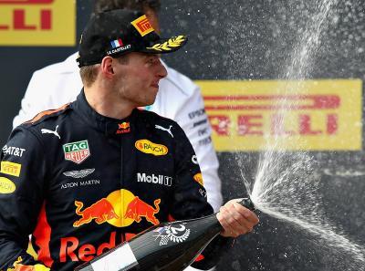 Verstappen Optimis Lanjutkan Tren Positif di F1 GP Prancis