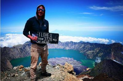 Pemisahan Pendaki Non Muhrim di Gunung Rinjani Batal Diterapkan