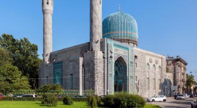 Jasa Presiden Soekarno Bagi Masjid Biru Rusia