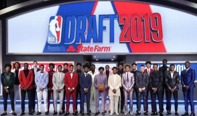 NBA Draft 2019 Ronde Pertama Resmi Dibuka