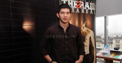 Iko Uwais Buka Peluang Main Film Drama Romantis