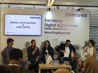 Ini Perangkat Samsung yang Cocok untuk Rumah Minimalis
