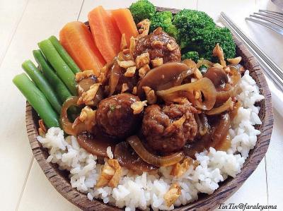 Belum Sempat ke Mangkok Ku? Yuk Bikin Sendiri Rice Bowl di Rumah