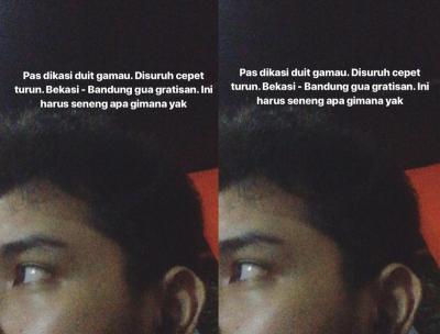Viral Pengalaman Pemuda Naik Bus Hantu Bekasi-Bandung, Bikin Merinding!