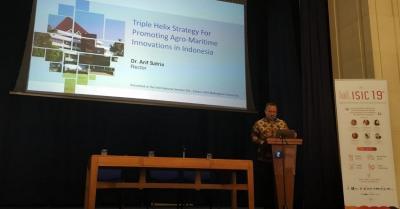 Revolusi Industri 4.0 Menuju 5.0, Rektor IPB Tekankan Pentingnya Kolaborasi