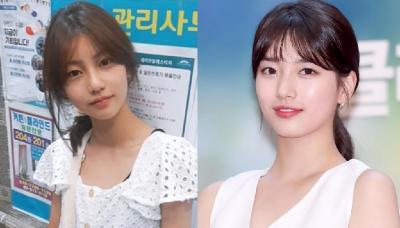 Mirip dengan Bae Suzy, Putri Pesepakbola Korea Ini Jadi Viral